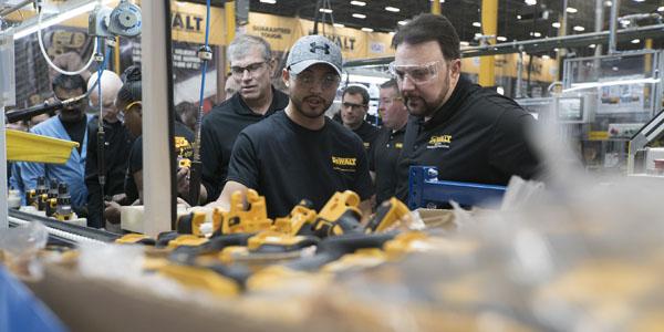 Dewalt Manufacturing